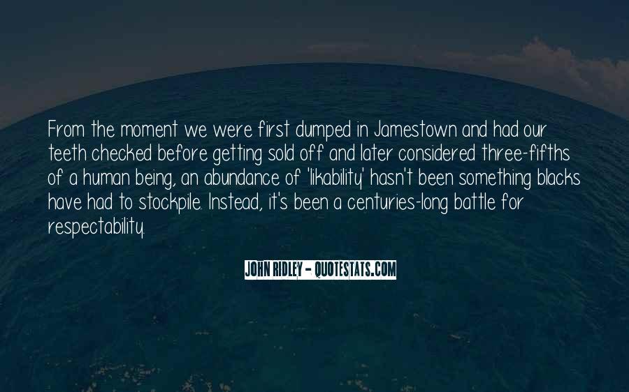 Quotes About Being Dumped #1677108