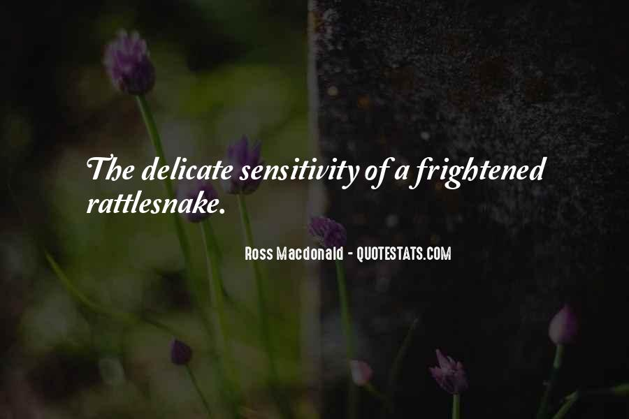 Quotes About Rattlesnakes #663660