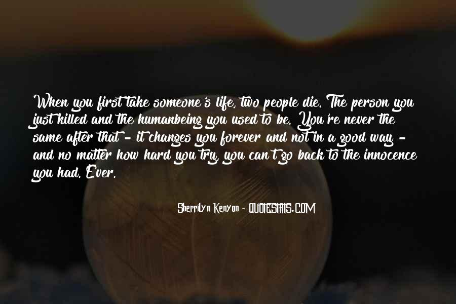 Quotes About How To Be A Good Person #1210935