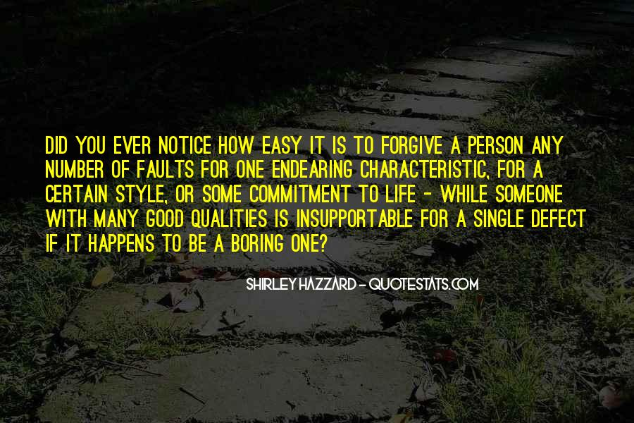 Quotes About How To Be A Good Person #1444510