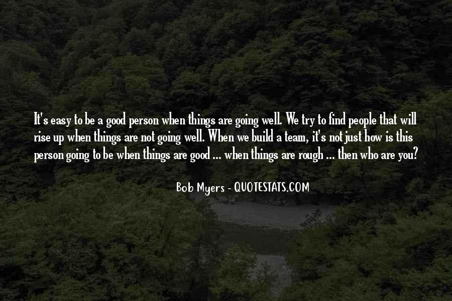 Quotes About How To Be A Good Person #1548361