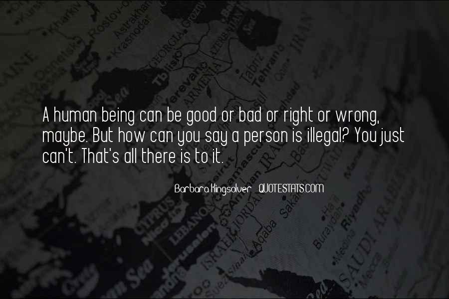 Quotes About How To Be A Good Person #279439