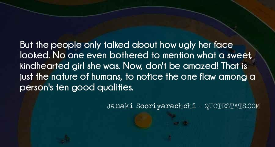 Quotes About How To Be A Good Person #368935