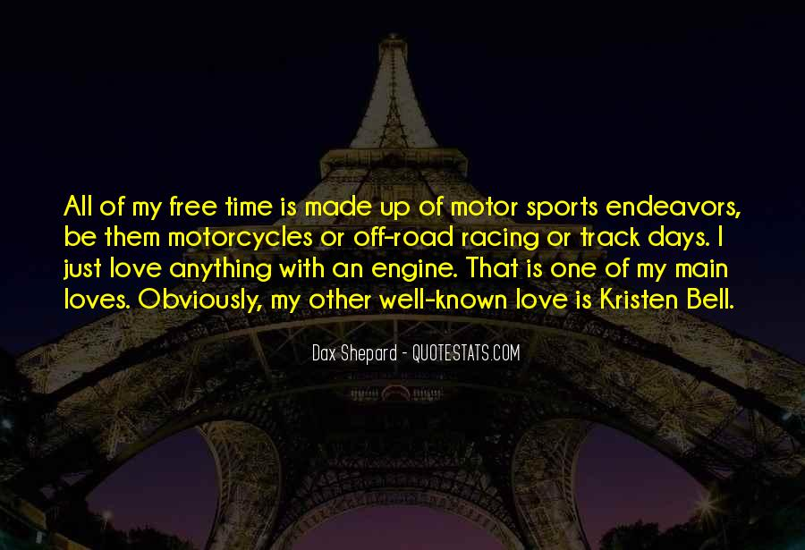 Quotes About Track #106783