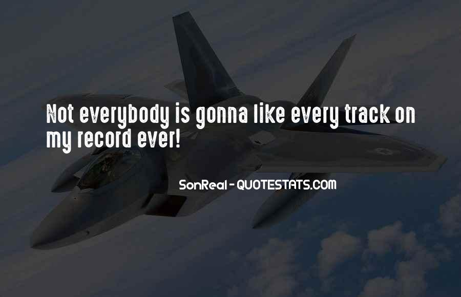 Quotes About Track #12188