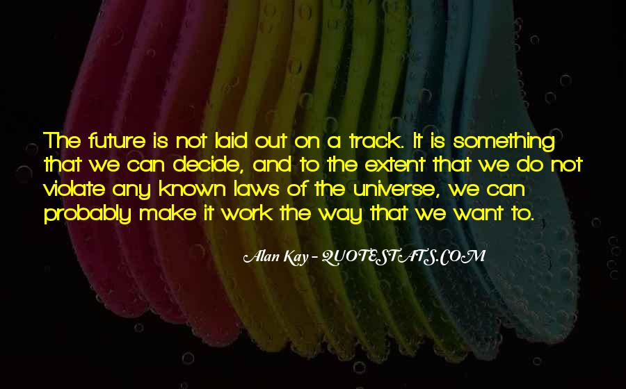 Quotes About Track #14125