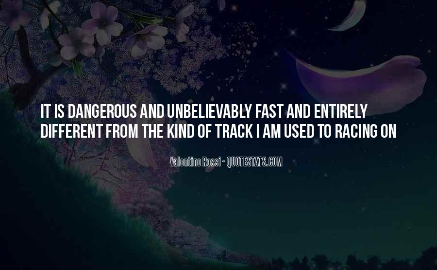 Quotes About Track #19470