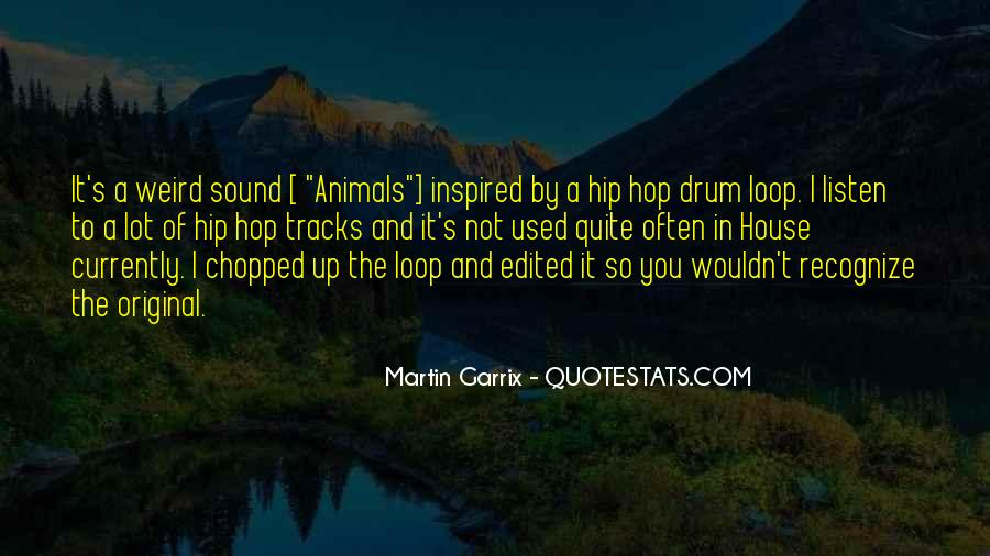 Quotes About Track #28001