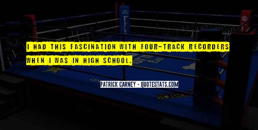 Quotes About Track #29615