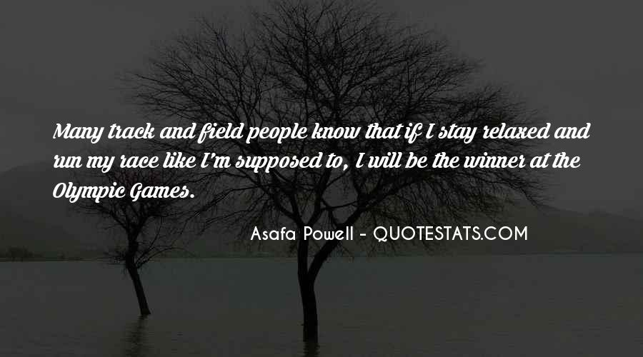 Quotes About Track #30318