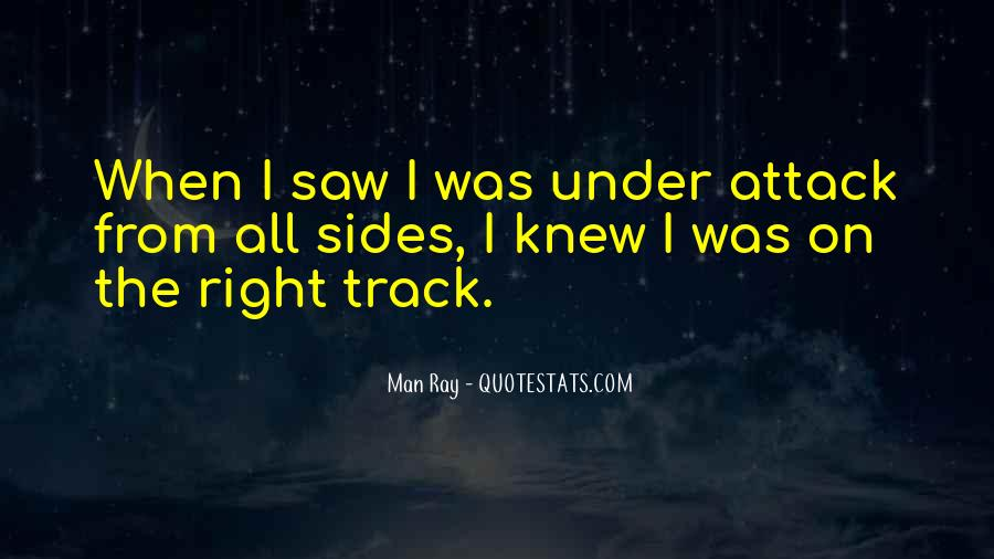 Quotes About Track #31163
