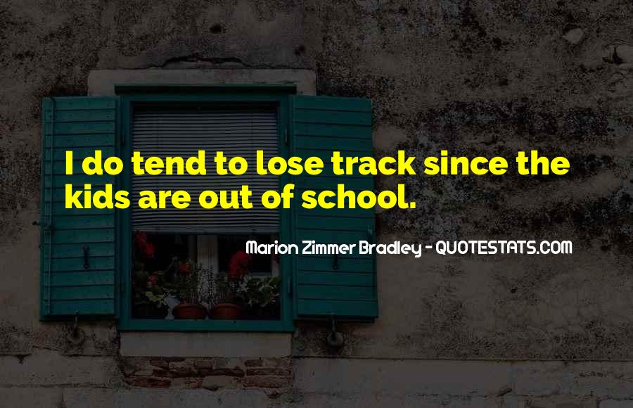Quotes About Track #37475