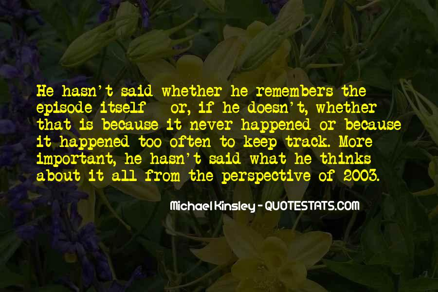 Quotes About Track #4251