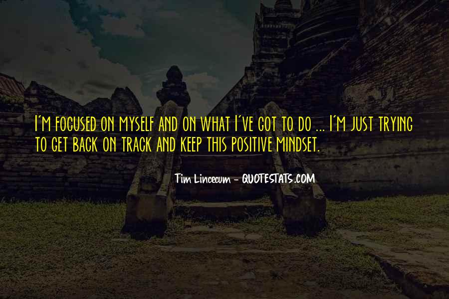Quotes About Track #45991