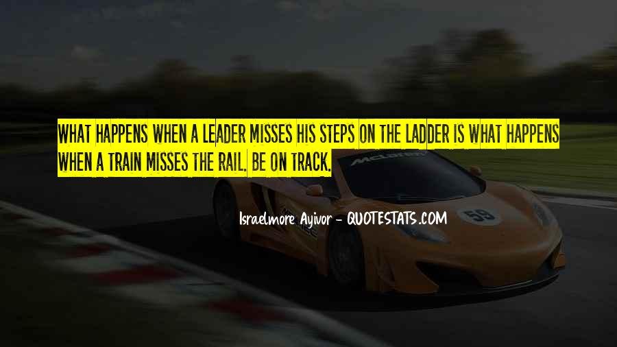 Quotes About Track #55673