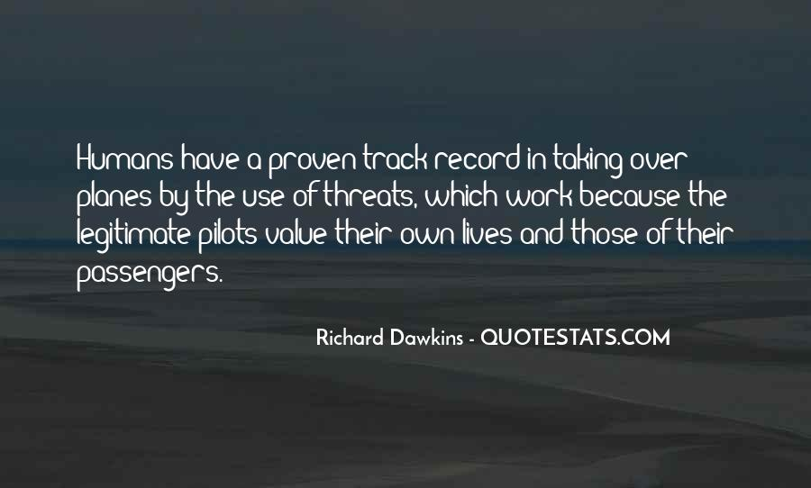 Quotes About Track #63006