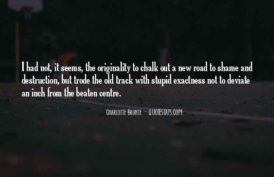 Quotes About Track #70408