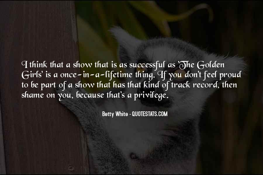 Quotes About Track #71830