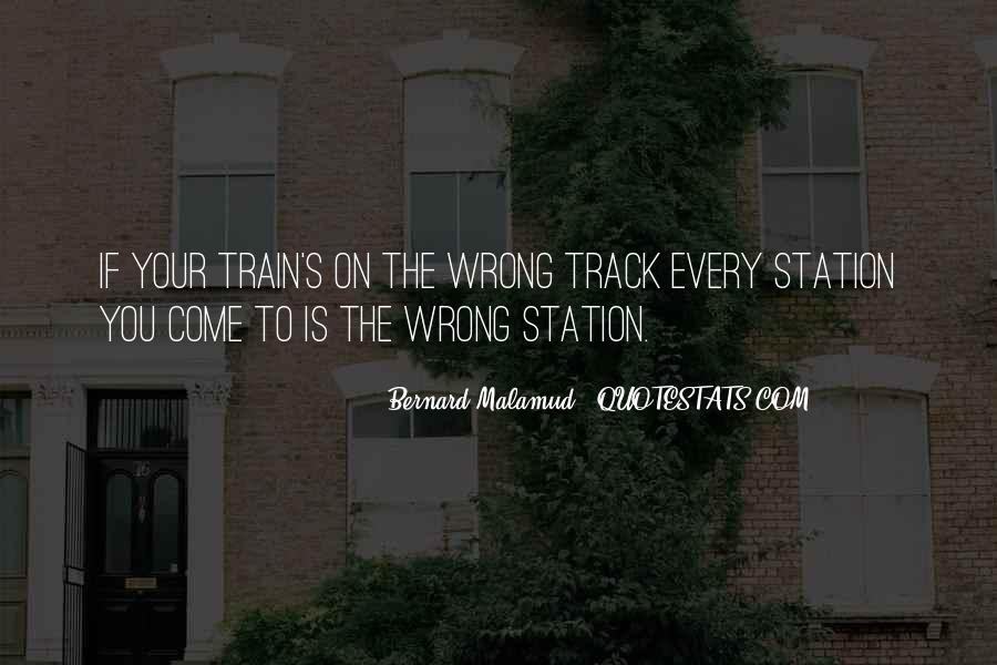 Quotes About Track #87746