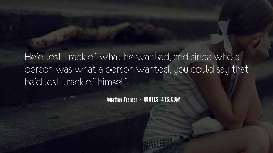 Quotes About Track #90154