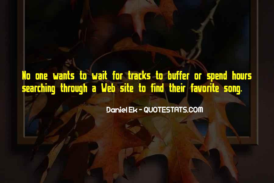 Quotes About Track #95641