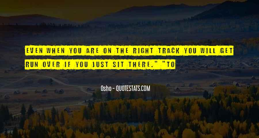 Quotes About Track #98257
