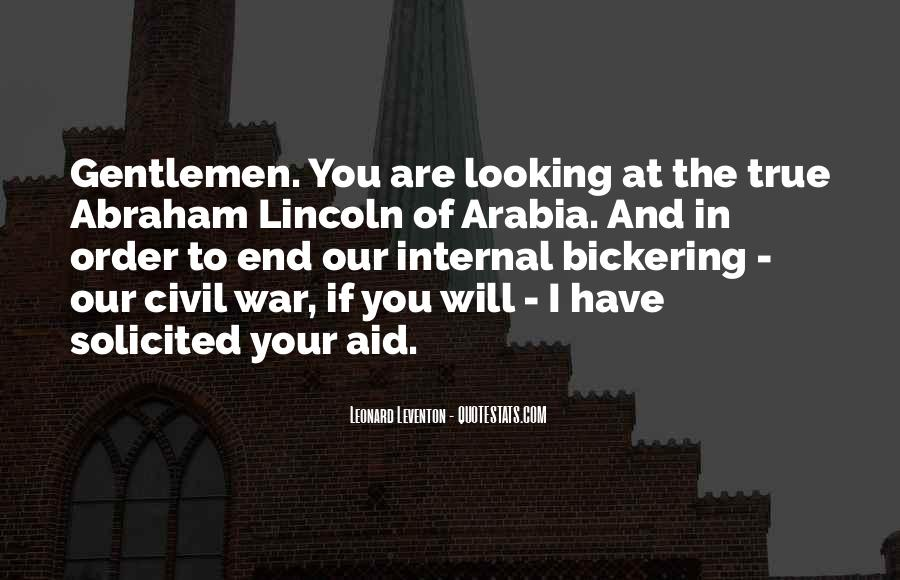 Quotes About Lincoln's Assassination #888620