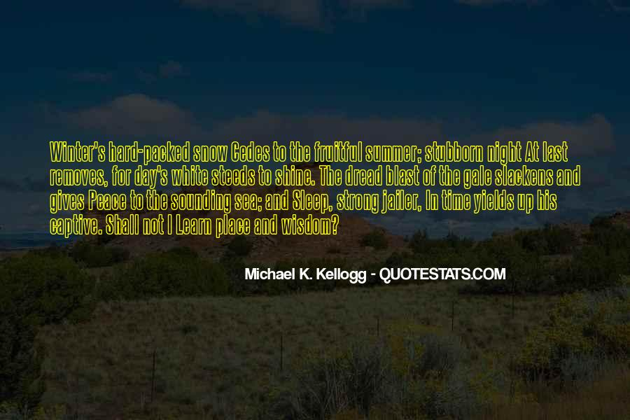 Quotes About Fruitful Day #1195748