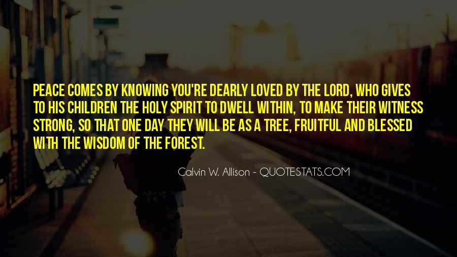 Quotes About Fruitful Day #1296920