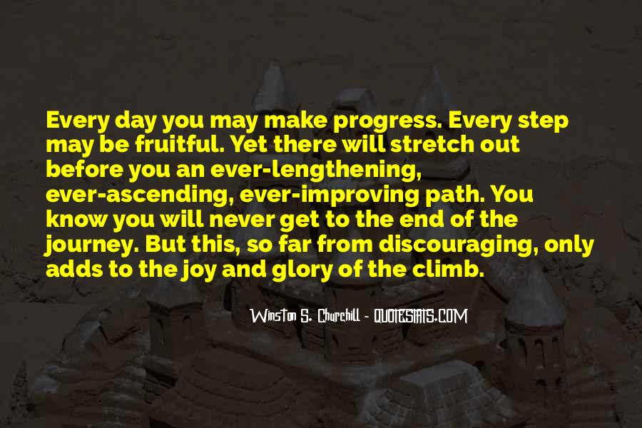 Quotes About Fruitful Day #973754