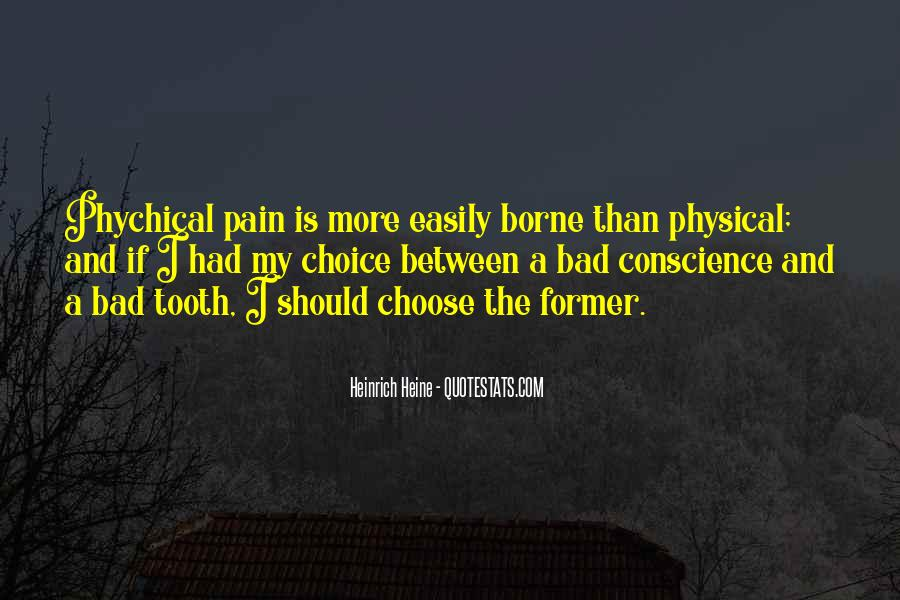 Quotes About Tooth Pain #130166