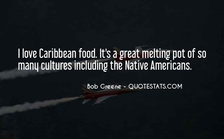 Quotes About Caribbean Food #35325