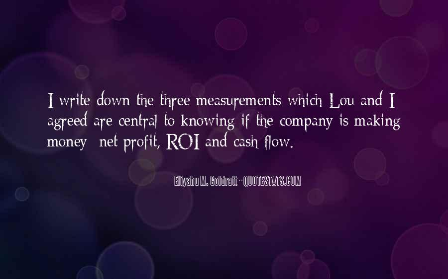 Quotes About Making Cash #190041