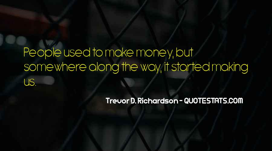 Quotes About Making Cash #998762