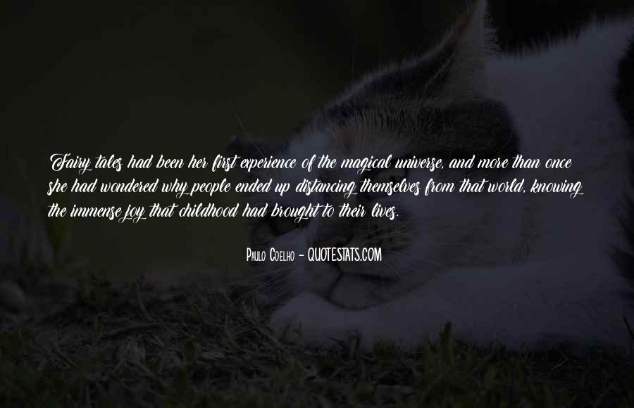 Quotes About Experience #1278