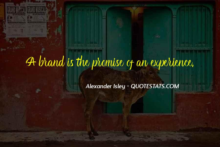 Quotes About Experience #1643