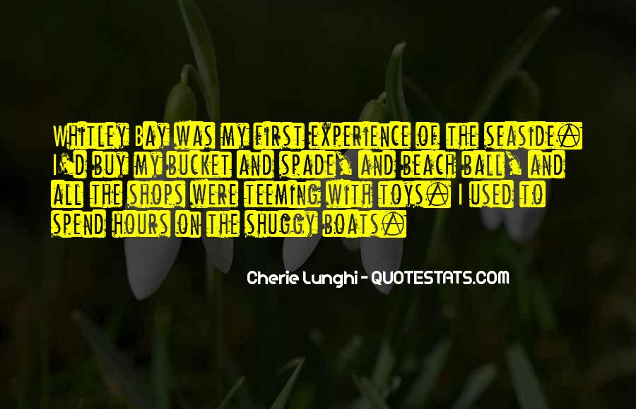 Quotes About Experience #1695