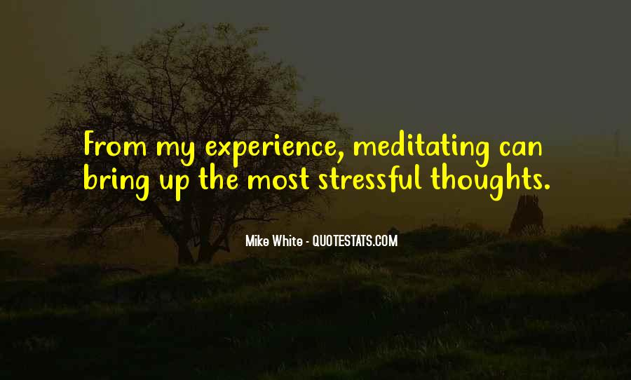 Quotes About Experience #2405