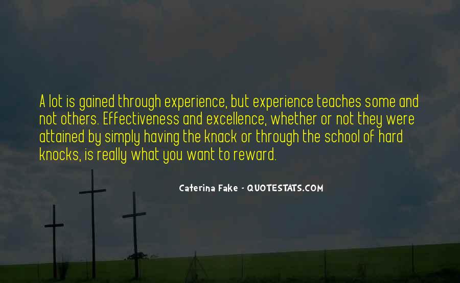 Quotes About Experience #2661