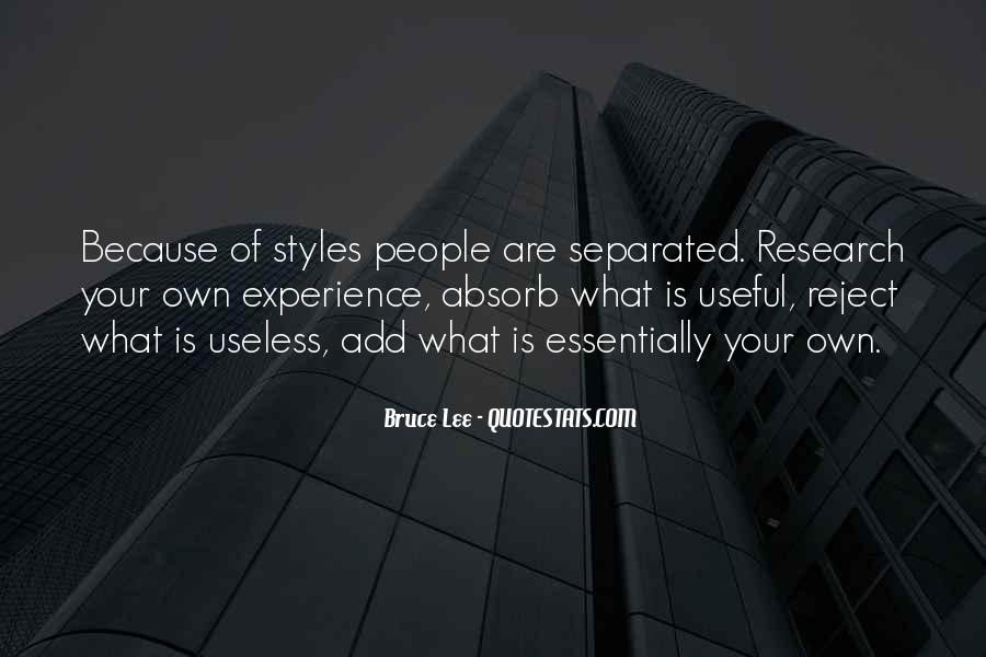 Quotes About Experience #2676