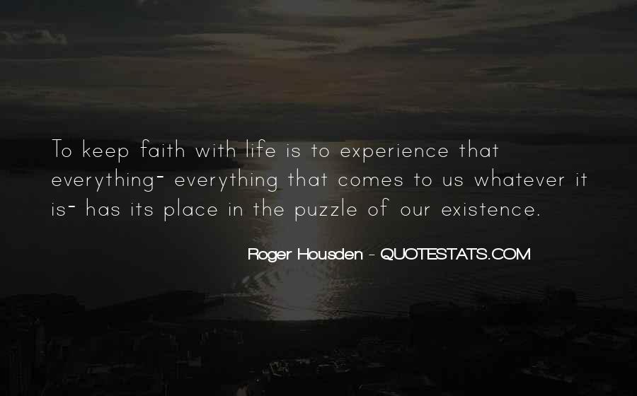 Quotes About Experience #3094