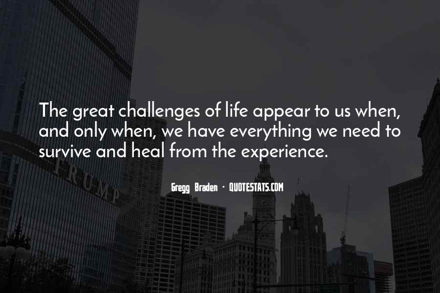 Quotes About Experience #3392