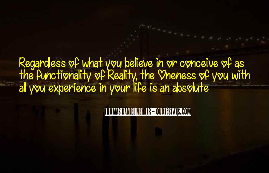 Quotes About Experience #3737
