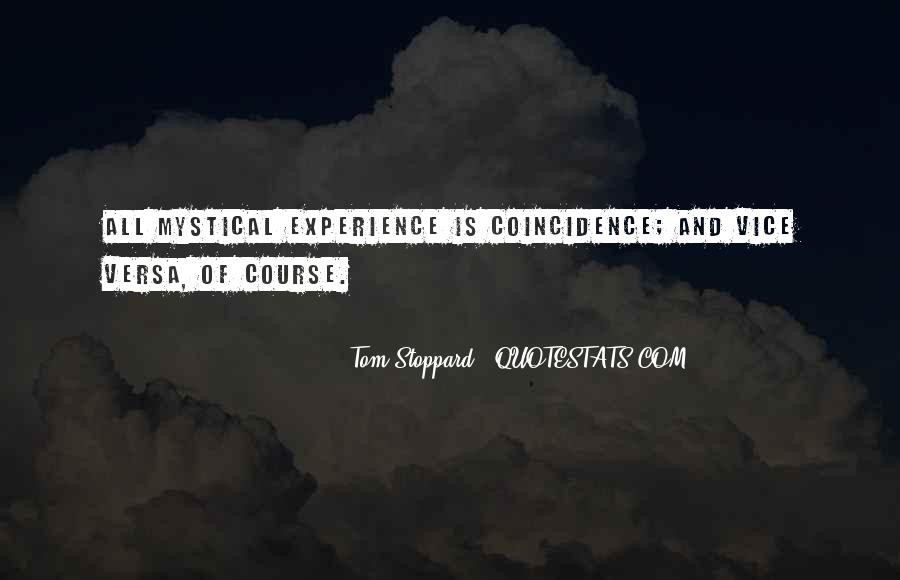 Quotes About Experience #4196