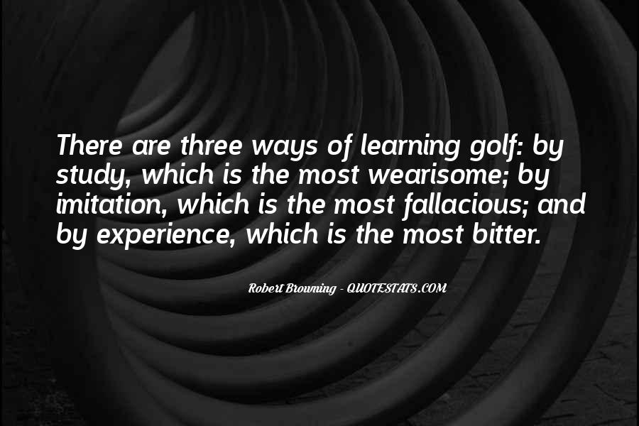 Quotes About Experience #6512