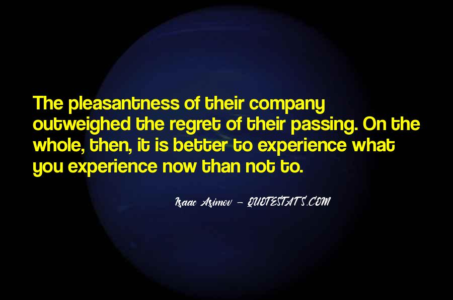 Quotes About Experience #6731