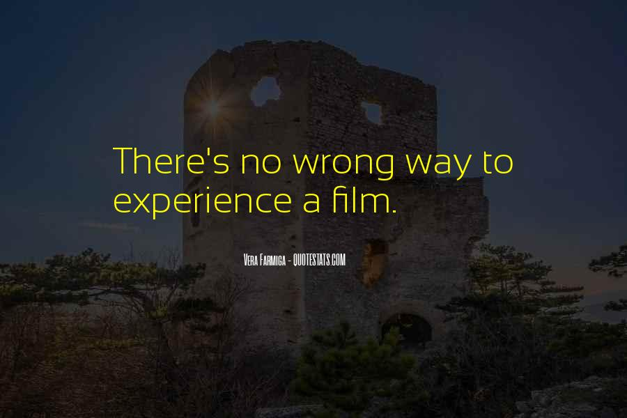 Quotes About Experience #9233