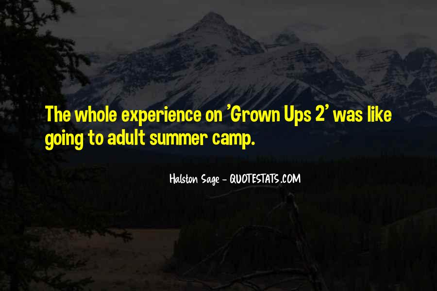 Quotes About Experience #927