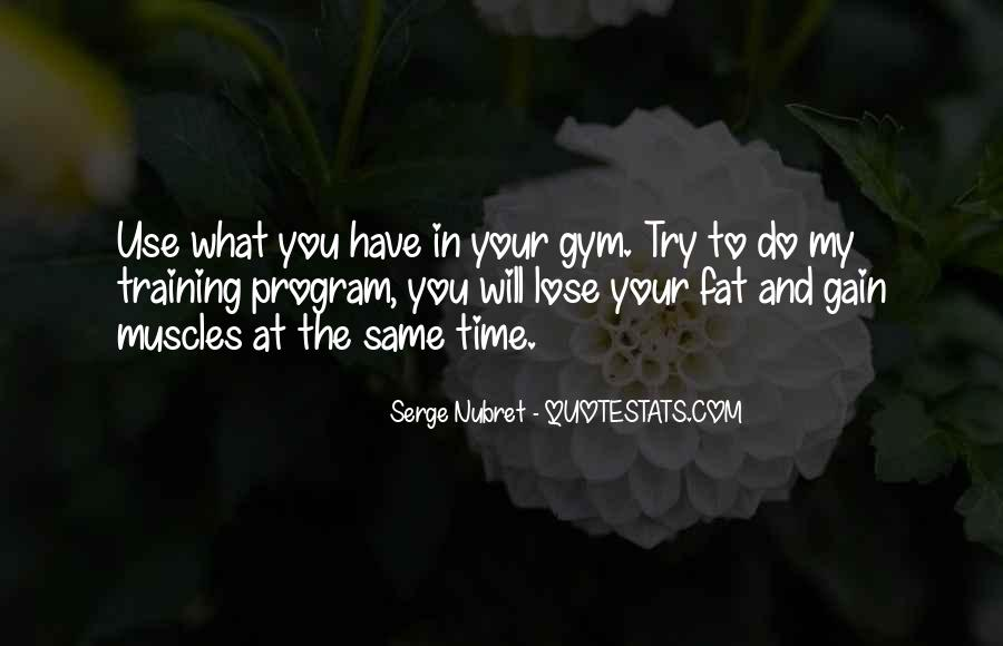 Quotes About Gains #10553