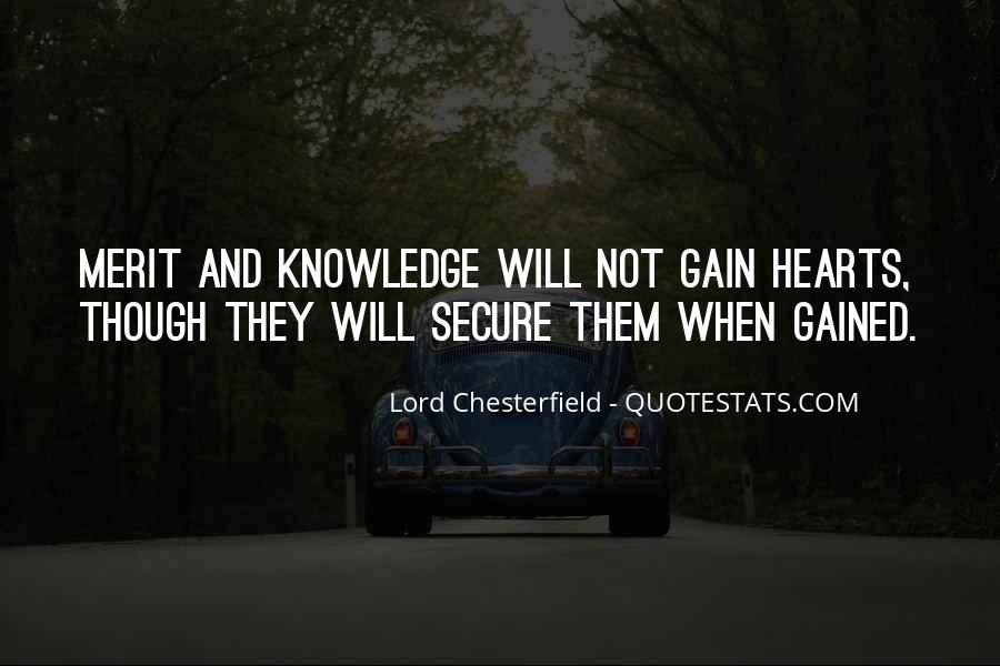 Quotes About Gains #125043